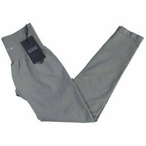NVGTN Solid Seamless Contour Leggings Light Grey